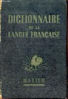 Dictionnaire De La Langue Française - Lexique Historique Et Géographique, Aperçu De Grammaire. - Azed - 0 - Dictionaries
