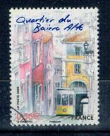 2009 N 4404 QUARTIER BAIRRO ALTO LISBONNE OBLITERE CACHET ROND  #231# - Gebruikt