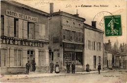 CPA AK ECLARON Place Pelletier (616977) - Eclaron Braucourt Sainte Liviere