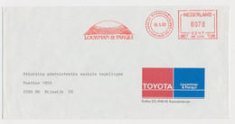 Meter Cover Netherlands 1983 Toyota Dome - Raamsdonksveer - Non Classificati