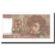 France, 10 Francs, Berlioz, 1976, P. A.Strohl-G.Bouchet-J.J.Tronche, 1976-03-04 - 10 F 1972-1978 ''Berlioz''