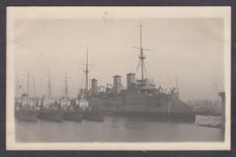 117579/ Croiseur à Barbette *D'Entrecasteaux* - Oorlog
