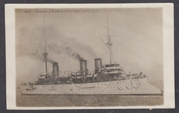 117580/ Croiseur à Barbette *D'Entrecasteaux* - Oorlog