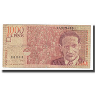 Billet, Colombie, 1000 Pesos, 2001, 1980-08-07, KM:450a, TB - Colombia