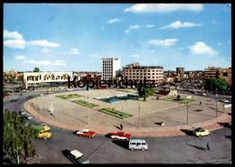 ÄLTERE POSTKARTE TAHREER SQUARE SOUTH GATE BAGHDAD IRAQ Tahreer Platz Palce Südtor Gate Irak Postcard Ansichtskarte Cpa - Iraq