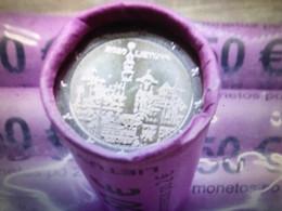ORIGINELE ROL 25 X 2 Euro  GDM Litauen 2020 Kreuzhugel - Lithuania