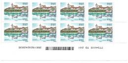 Villeneuve Sur Lot, YT N° 4513, Coin Daté Du 03.08.10, Bloc De 6 - 2010-....