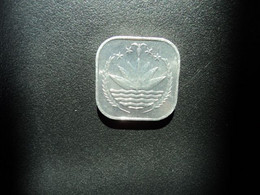 BANGLADESH * : 5 POISHA   1994    KM 10      NON CIRCULÉE ** - Bangladesh