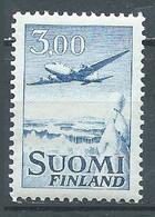 Finlande Poste Aérienne YT N°9 Douglas DC6 Neuf ** - Unused Stamps