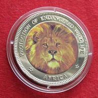 Uganda 1000 Shilling 1996 Lion - Uganda