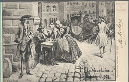 BELGIQUE    LE VIEUX LIEGE   L EXPOSITION DE 1905 - Sonstige