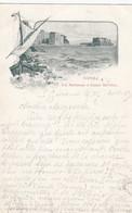 NAPOLI-BELLA CARTOLINA VIAGGIATA NEL 1898 - Napoli (Naples)