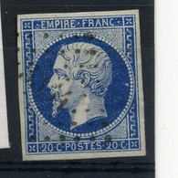 N 14Aa Ob PC3344 - 1853-1860 Napoleon III