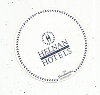 JC , G , AUTOCOLLANT , HELNAN INTERNATIONAL HOTELS , The Scandinavian Hospitality ,dia. 100 Mm - Stickers