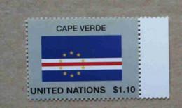 Ny13-02 : Nations-Unies (N-Y) / Drapeau Des Etats Membres De L' ONU - Cap-Vert - Neufs