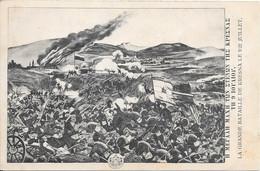 1916 - LA GRANDE BATAILLE DE KRESNA Le 9/22 JUILLET - Bulgarie