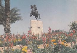 Iraq - The Arab Knight , Entrance To Al Mansur District 1981 - Iraq