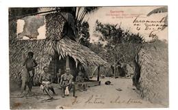 Suriname Boschneger , Datra In Boven Cottica , Femme Seins Nus - Surinam