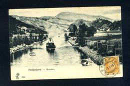 Flekkefjord - Kanalen - Norway
