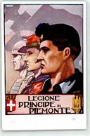 53246267 - Sign. Boeri Legione Principe Di Piemonte - Sin Clasificación