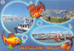 14-GRANDCAMP MAISY-N°4203-D/0357 - Andere Gemeenten