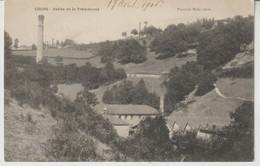 Rhône COURS Vallée De La Trambouze 1906 - Cours-la-Ville