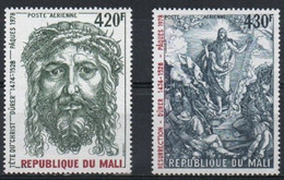 MALI - Pâques 1978 - Gravures Sur Bois D'Albrecht Dürer (1471-1528) - Mali (1959-...)