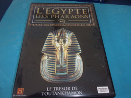 DVD   LE TRESOR DE TOUTANKHAMON - Horror