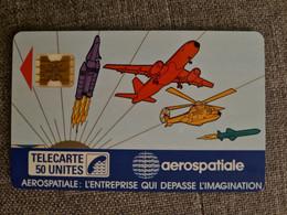 D85 - AEROSPATIALE 50 SC4OB NEUVE - COTE 600E - Phonecards: Private Use