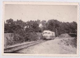 Seilhac (Corrèze) - Photographie Rail Autorail Chemin De Fer Locomotive Train 1966 - Eisenbahnen