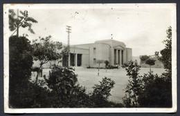 CV3682 AGRIGENTO (AG) Casa Balilla, FP, Viaggiata 1946 Per Palermo, Buone Condizioni - Agrigento