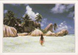 Seychelles,L'Anse Royale, The Breakwater, Editeur:Edito-Service S.A.,Imprimé En C.E., - Seychelles