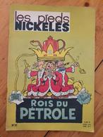 BD Les Pieds Nickelés  N°37 , Réédition Couverture Papier - Pieds Nickelés, Les