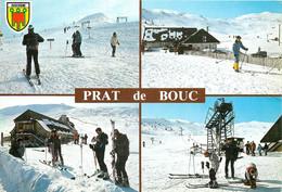 Photo Cpsm Cpm 15 PRAT-DE-BOUC 1987 - Other Municipalities
