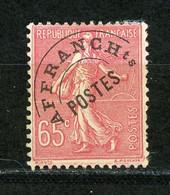 FRANCE - PREO N° Yt 48 (*) - 1893-1947