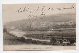 - CPA MAIZIÈRES (21) - Vue Générale 1904 - Edition B. F. N° 18 - - Sonstige Gemeinden
