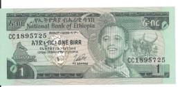 ETHIOPIE 1 BIRR 1976 UNC P 30 B - Ethiopia