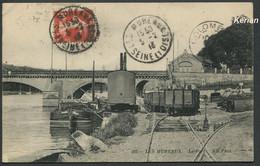 Les Mureaux - Le Port N° 305 ND Phot. - Voir 2 Scans - Les Mureaux