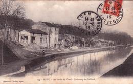 Agen, Les Bords Du Canal, Faubourg De Gaillard - Agen