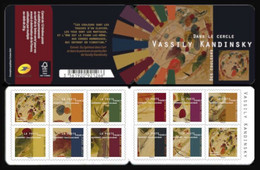 France 2021 - Carnet - Œuvre De Vassily Kandinsky (Dans Le Cercle) ** - Nuovi