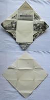 96515 Kartenbrief Dampfer Cap Arkona Mit Motiven Der Reise Um 1905 - Sin Clasificación