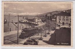 98073 Ak Rorschach Totalansicht Mit Dampfer Um 1930 - SG St. Gall
