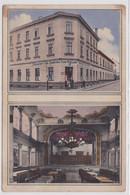 98107 Mehrbild Ak Liebertwolkwitz Ball- & Konzerthaus 'Gambrinus' 1910 - Sin Clasificación