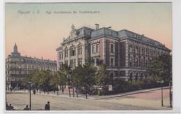 94621 AK Plauen Im Vogtland - Königliche Kunstschule Für Textilindustrie 1911 - Unclassified