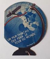 Cinema ABC Dijon - Courrier Sud - Charles Vanel, Saint-Exupery, Jany Holt - Fin Des Années 1930 - Cinema Advertisement