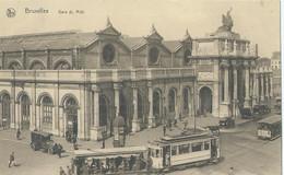 Brussel - Bruxelles - Gare Du Midi - Ern. Thill Serie 1 No 59 - Chemins De Fer, Gares
