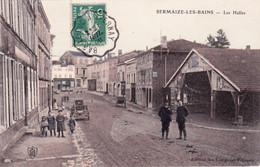 Sermaize Les Bains, Les Halles - Sermaize-les-Bains