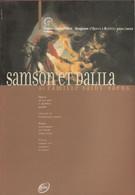 Samson Et Dalila. Camile Saint-Saens. Teatro Carlo Felice Genova 2001/2 - Sin Clasificación