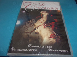 DVD LE CHEVAL ARTISTE  SOUS BLISTER JAMAIS DEBALLE - Autres