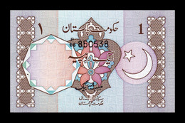 Pakistán 1 Rupee 1982 Pick 26a SC UNC - Pakistan